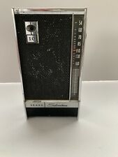 Sears Silvertone Transistor Radio Tested Does Not Work Antique Electronics