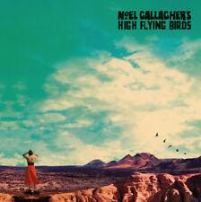 Noel Gallaghers High Flying Birds Who Built The Moon CD Album 2017