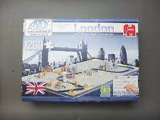 London City Scape 4D puzzle