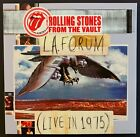 ROLLING STONES - L.A. Forum, Live In 1975 (From The Vault) 3 LP + DVD