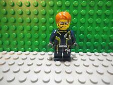 Lego mini figure Agent Fuse 8635 8637
