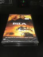 La Île DVD Ewan Mcgregor (Scarlett Johansson