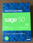 Sage 50 Pro Accounting 2021 U.S. Edition w/1 Year Support -NEW SEALED RETAIL BOX