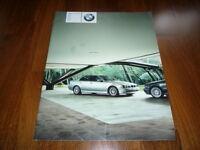 BMW 5er Prospekt 2 2000