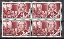 Fernando Po 1960 Sc# B1 Manuel de Falla block 4 MNH Island  Province of Spain