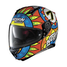 CASCO INTEGRAL NOLAN N87 N-87 C.DAVIES - 54 Metal Black TAMAÑO XL