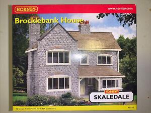 Hornby Skaledale OO Gauge R8549 Brocklebank House