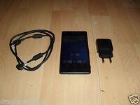 Sony Xperia M4 Aqua, Schwarz, 8GB, LTE, 13MP, ohne Simlock, 2 Jahre Garantie