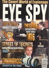 Eye Spy Magazine The Death Of M16s Gareth Williams No.72 2011  050718nonr