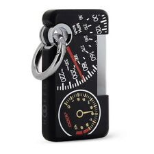 St Dupont S.T. lighter Hooked Turb-o Speed-o black key ring torch flame 032013