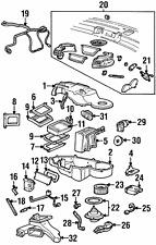 Genuine Ford Temp Door Actuator F7LZ-19E616-AD