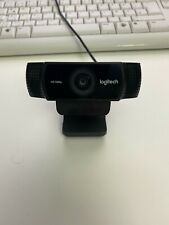 Logitech C922 Webcam Logitech pro stream