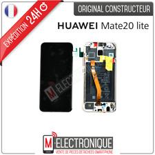 ECRAN LCD GOLD + BATTERIE ORIGINAL HUAWEI MATE 20 LITE