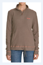 NEUF Polaire REGATTA taille 42 marron clair femme pull sweat hiver sport froid