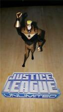 New Loose Justice League Unlimited BOOSTER GOLD Black and Gold DC Universe JLU