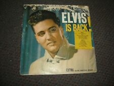 Elvis Presley - Elvis Is Back 1960 USA Gatefold Mono Long Play P/G