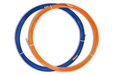 Sonda passacavi per elettricista molla 5 mt 4 mm passacavo cavo elettrico cavi