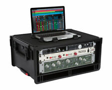 SKB 1SKB-ISF4U Waterproof Injection Molded 4U Studio Flyer Rack Case w/ Wheels
