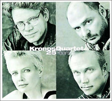 Kronos Quartet: 25 Years: Retrospective 10CD SET! RARE! ONLY BRAND NEW SET eBAY!