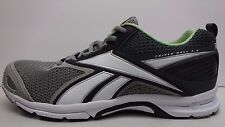 Reebok Size 11 Gray Running  Sneakers New Womens Shoes
