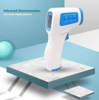 Digital Infrared Thermometer Non Contact Baby Adult Pet Non Touch Forehead IR UK