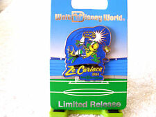 Disney * Ze Carioca 2014 - World Cup Soccer * New Limited Release Trading Pin