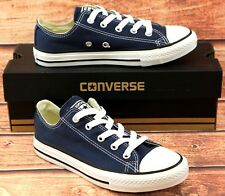 Converse All Star Chuck Taylor Trainers Unisex Children's Size 10 Navy Blue