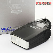 Meike MK-320 E-TTL Flash Speedlite 1/8000s HSS for Canon EOS 5D III 6D 70D 750D