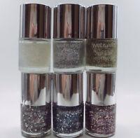 WET N WILD Nail Polish Color 10ml Choose shade