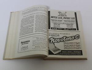 Antique Magazine Clinical Spanish C.Jimenez Diaz Tomo XV 1944 October A Dec
