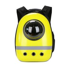 Portable Pet Carrier Space Capsule Backpack Dog And Cat Bubble Carrier Travelbag