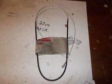 CAVO ACCELERATORE FIAT X1/9 1300 4 MARCE ACCELERATORE CABLE