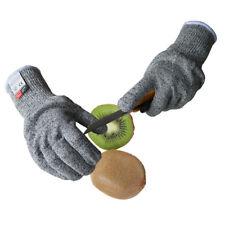 dowellife resistente al corte guantes grado de comida NIVEL 5 protección trabajo
