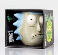 Rick and Morty  Rick Sanchez 3D Mug ,Boxed Gift Mug MGM0008