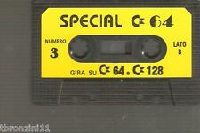 COMMODORE 64/128 - N.3 - SPECIAL C 64