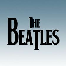 THE BEATLES - Music Band Logo - Vinyl Decal Sticker For Cars, Laptops & Windows
