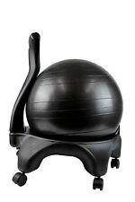 Ballstuhl von BESTMANN mit Gymnastikball, Fitnessball Fit, Chair, Medizinball