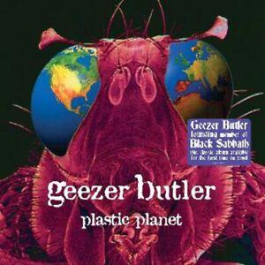 Geezer Butler - Plastic Planet - New CD Album - Pre Order - 30th Oct
