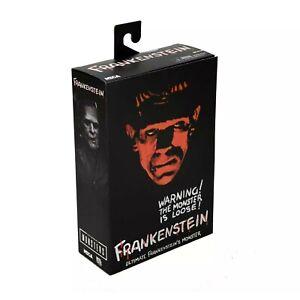 "Universal Monsters Ultimate Frankenstein Monster B&W 7"" Action Figure - NECA"