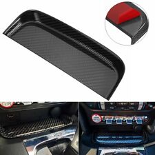 Change Coin Tray Box Real Carbon Fiber Fits Ford Mustang S550 GT 2015-2017