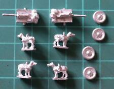 Peter Pig 15mm WWI Belgian Dog Carts (2)