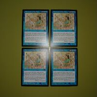 Ancestral Memories x4 Mirage 4x Playset Magic the Gathering MTG