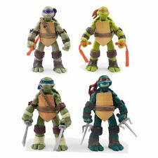 Figur Figuren Modell Spielzeug TMNT Teenage Mutant Ninja Turtles Lot 4 Action
