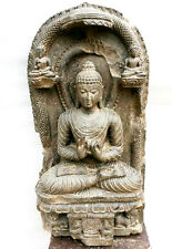 Teaching Of The Four Noble Truths Statue Buddha In His First Sermon Deer Park
