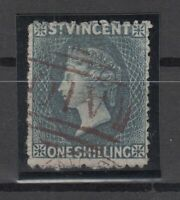 C2919/ BRITISH ST VINCENT – VICTORIA – SG # 11 USED – CV 150 $
