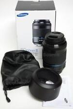 Samsung NX 50-200 mm f4-5.6 OIS III Objectif Lens Noir Black nx2000 nx300 nx1