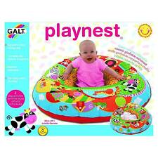 Galt Playnest Farm Triangle Soft With 8 Play Activities Baby Gym