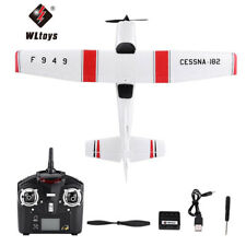 Wltoys F949 2.4GHz 3 Channels RC Model Fixed-wing Airplane RC Aircraft Toy D