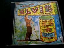 RARE ELVIS PRESLEY CD - IN PERSON ELVIS AND HIS SHOW 1961 - GOLDEN ARCHIVE