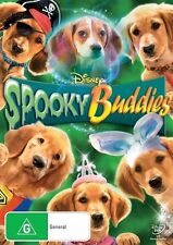 Spooky Buddies - Family - DVD Rated G R4